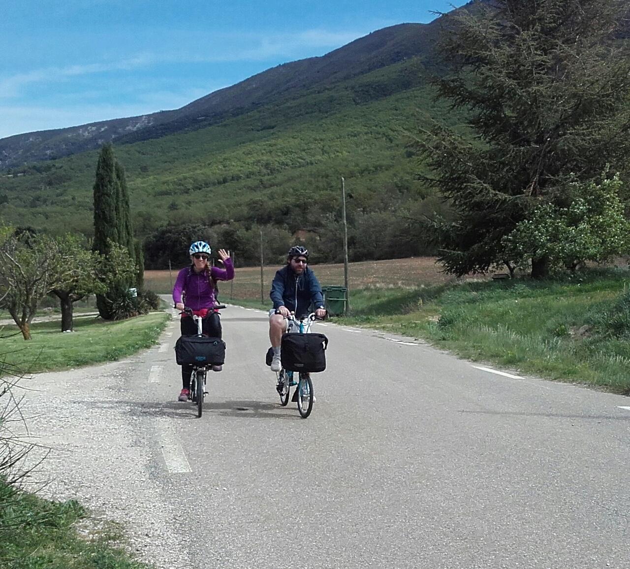 Tour du Luberon + Escapade dans le Verdon [24 avril au 2 mai 2019] saison 14 •Bƒ 20190418