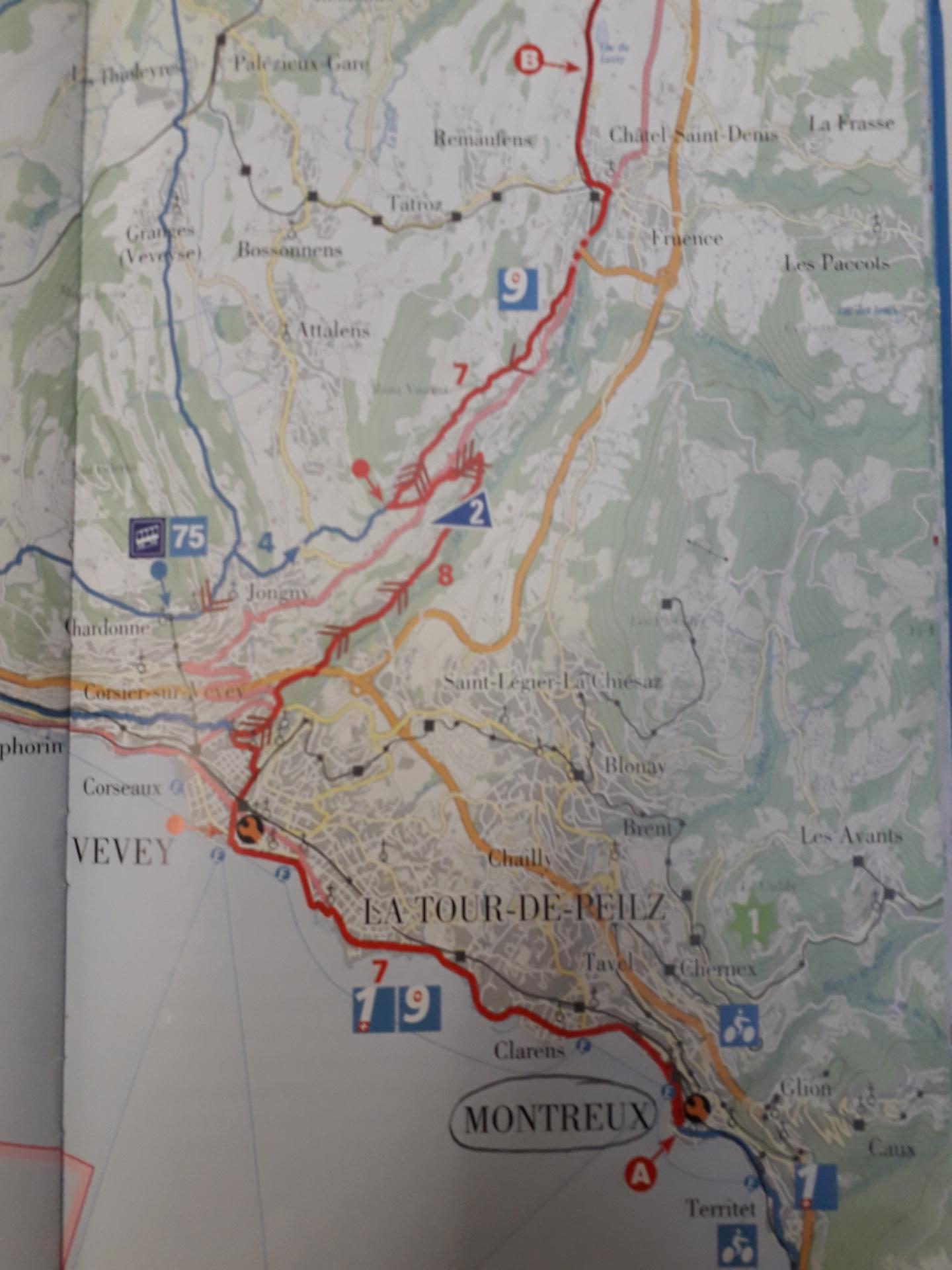 La Route des lacs - Suisse [7 au 12 juin] saison 14 •Bƒ 20190511