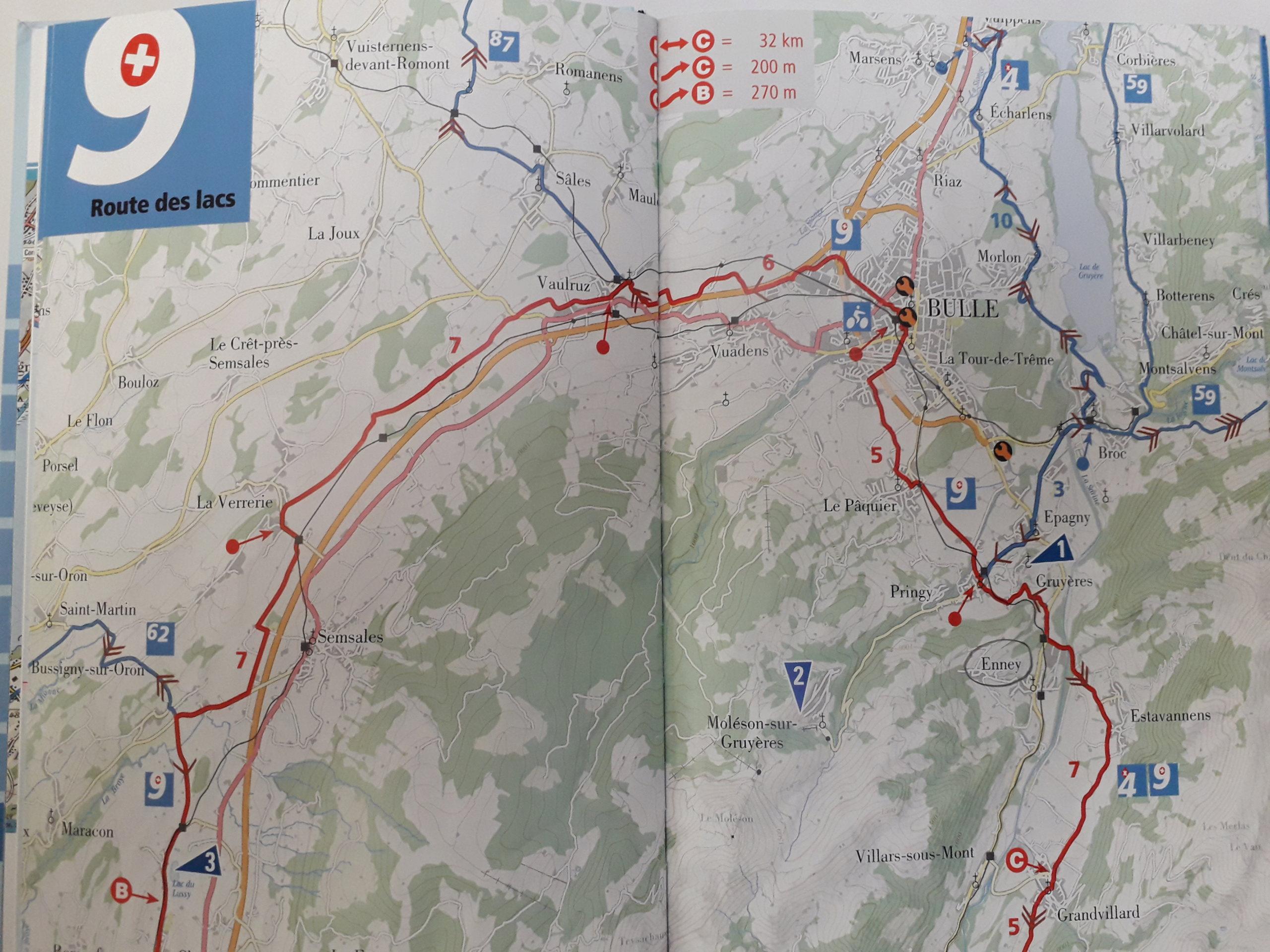 La Route des lacs - Suisse [7 au 12 juin] saison 14 •Bƒ 20190512