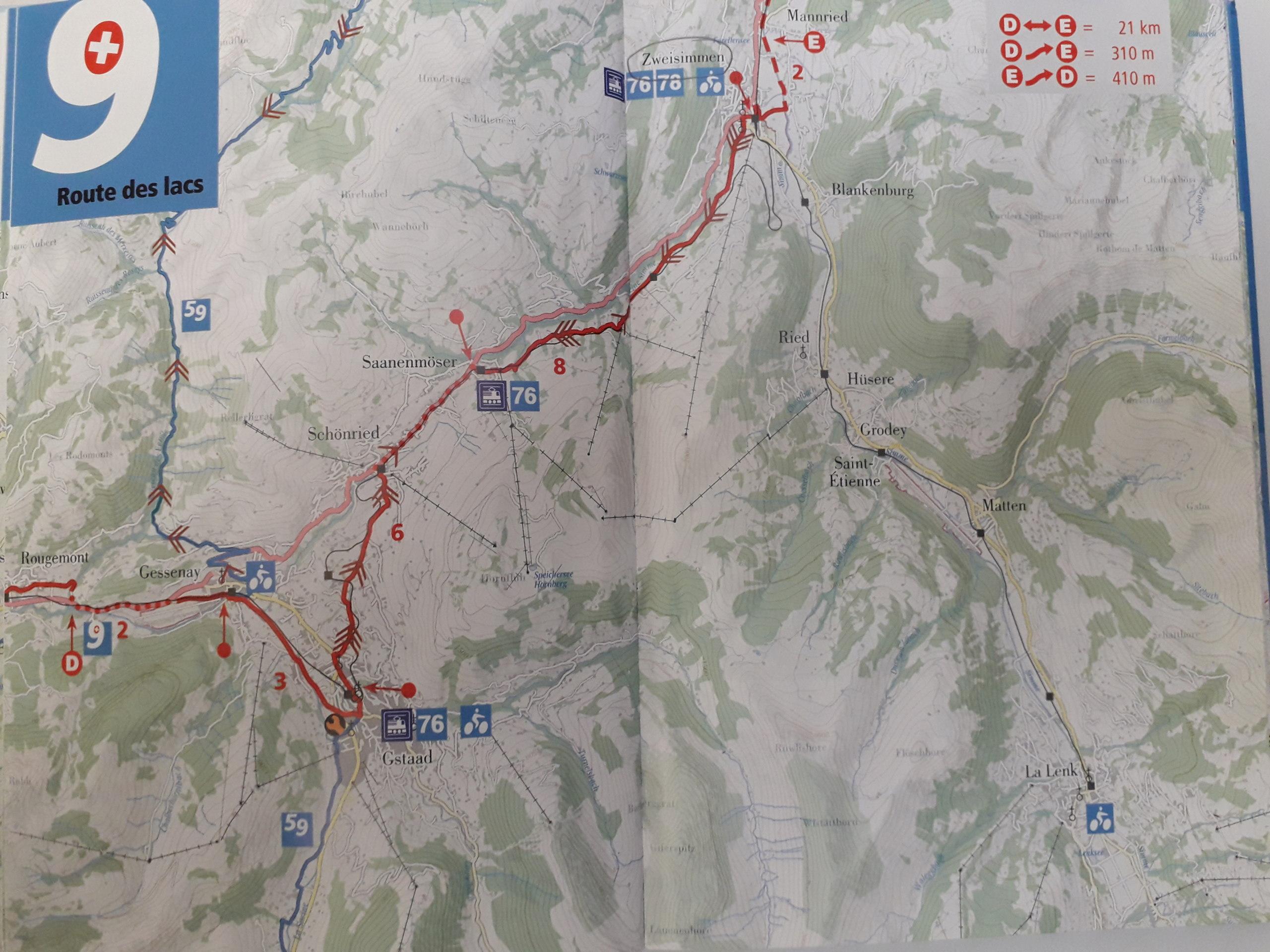 La Route des lacs - Suisse [7 au 12 juin] saison 14 •Bƒ 20190514