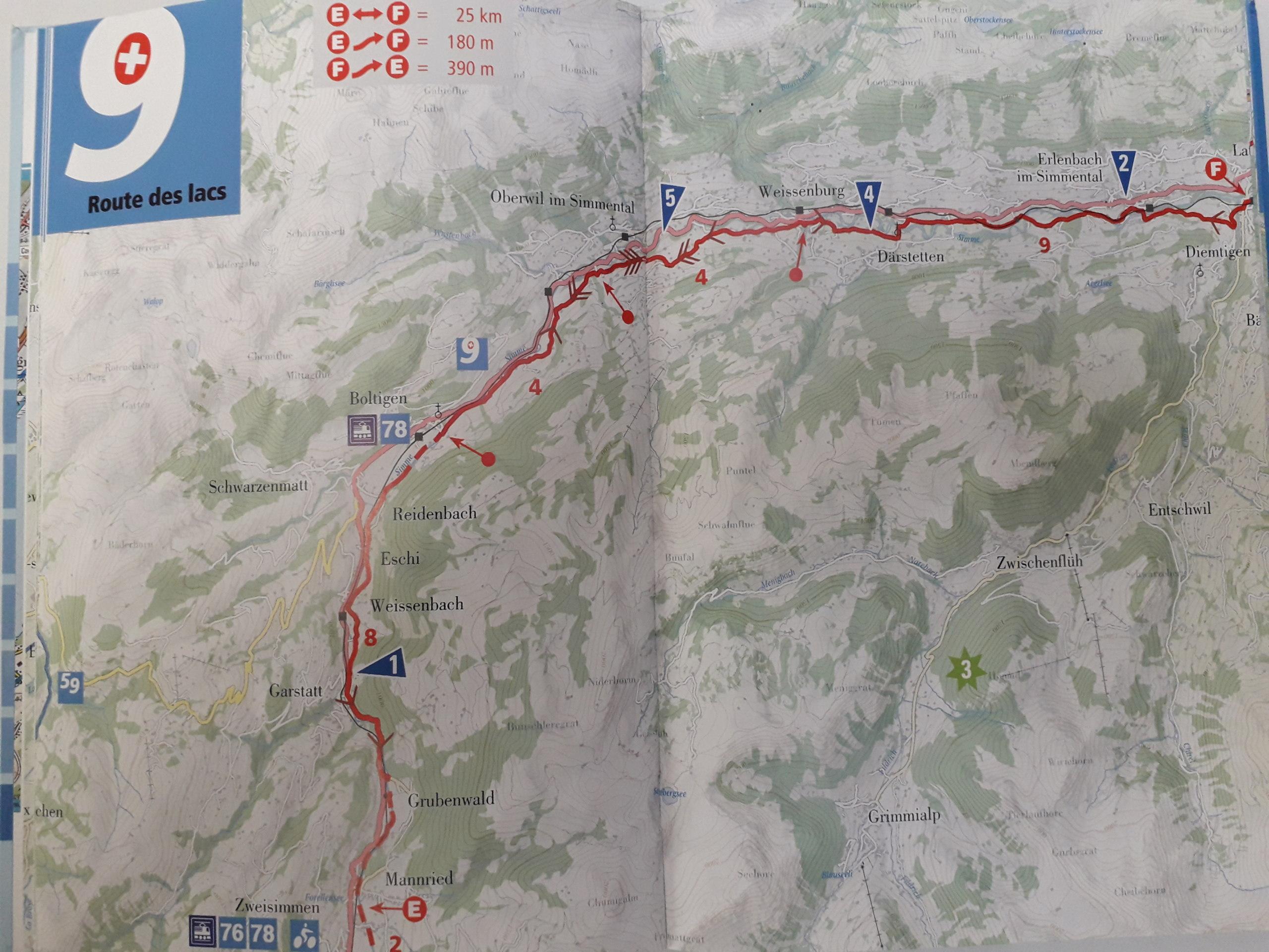 La Route des lacs - Suisse [7 au 12 juin] saison 14 •Bƒ 20190515