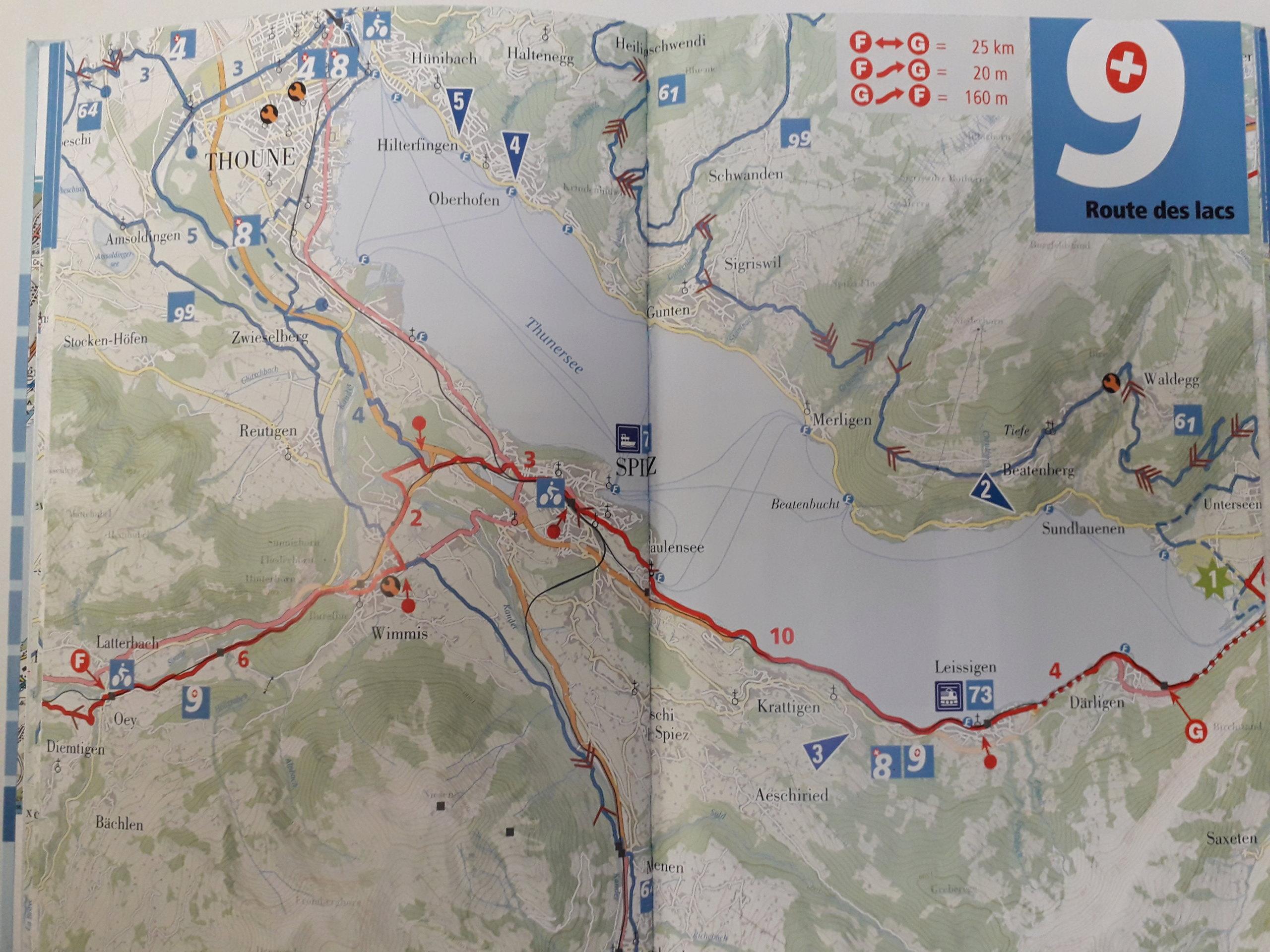 La Route des lacs - Suisse [7 au 12 juin] saison 14 •Bƒ 20190516