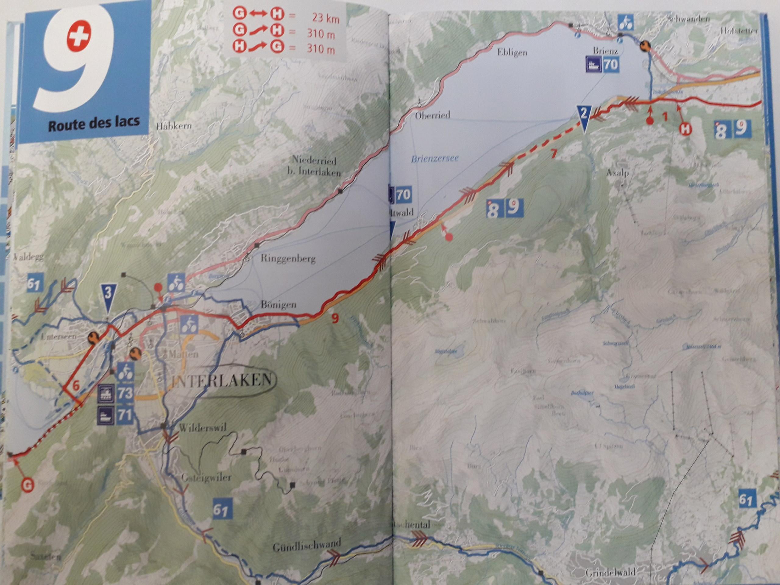 La Route des lacs - Suisse [7 au 12 juin] saison 14 •Bƒ 20190517
