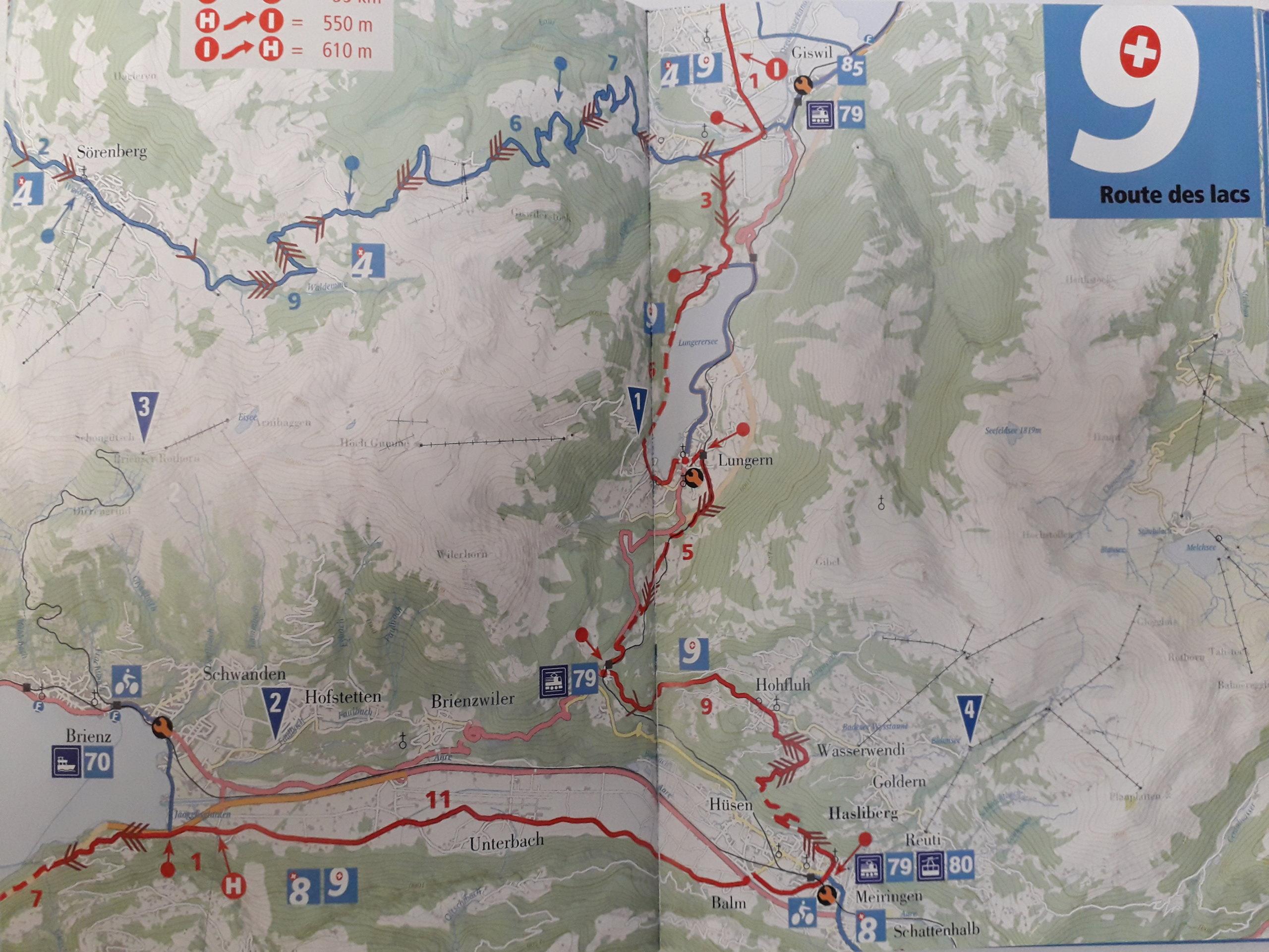 La Route des lacs - Suisse [7 au 12 juin] saison 14 •Bƒ 20190518