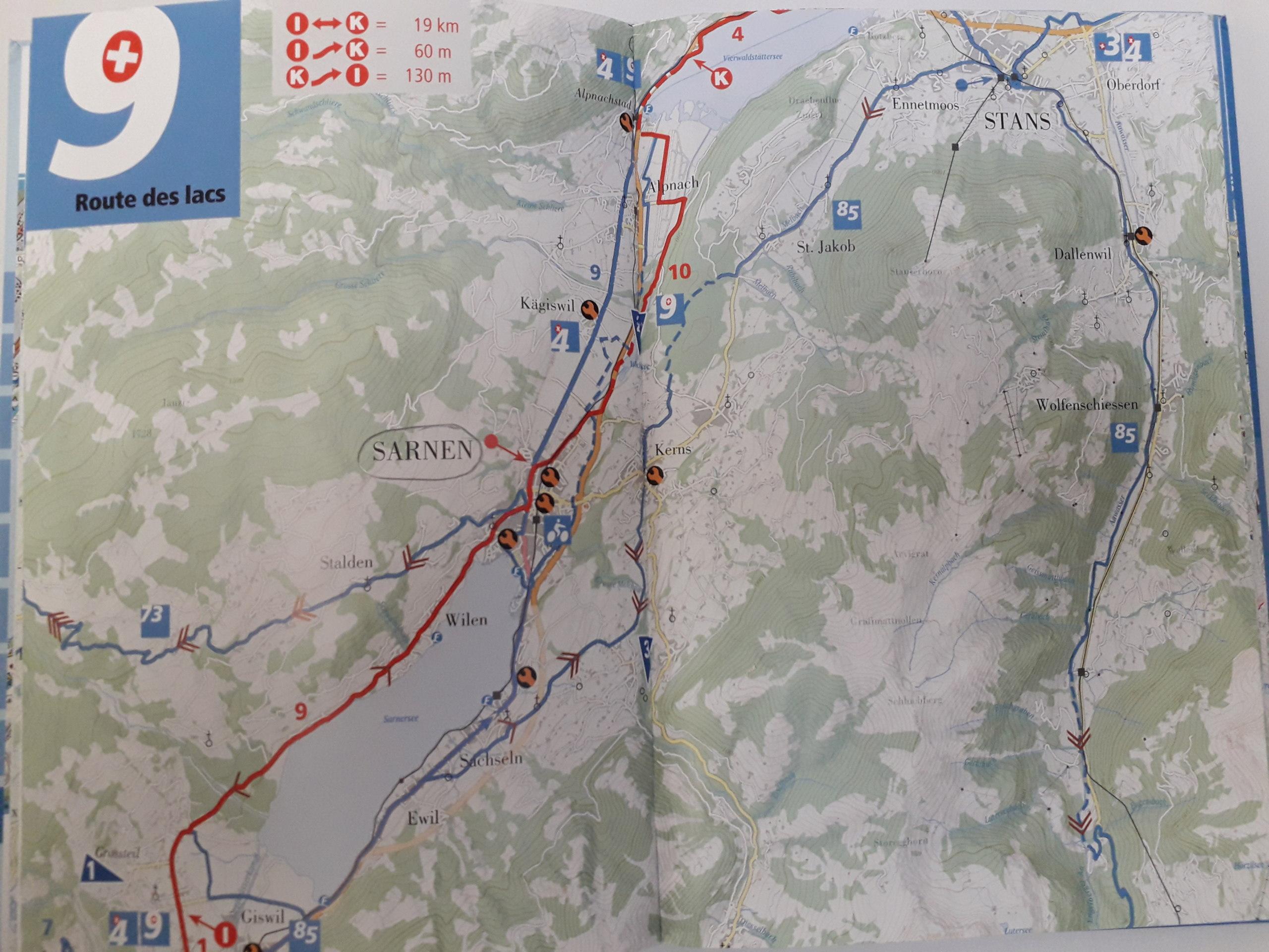 La Route des lacs - Suisse [7 au 12 juin] saison 14 •Bƒ 20190519