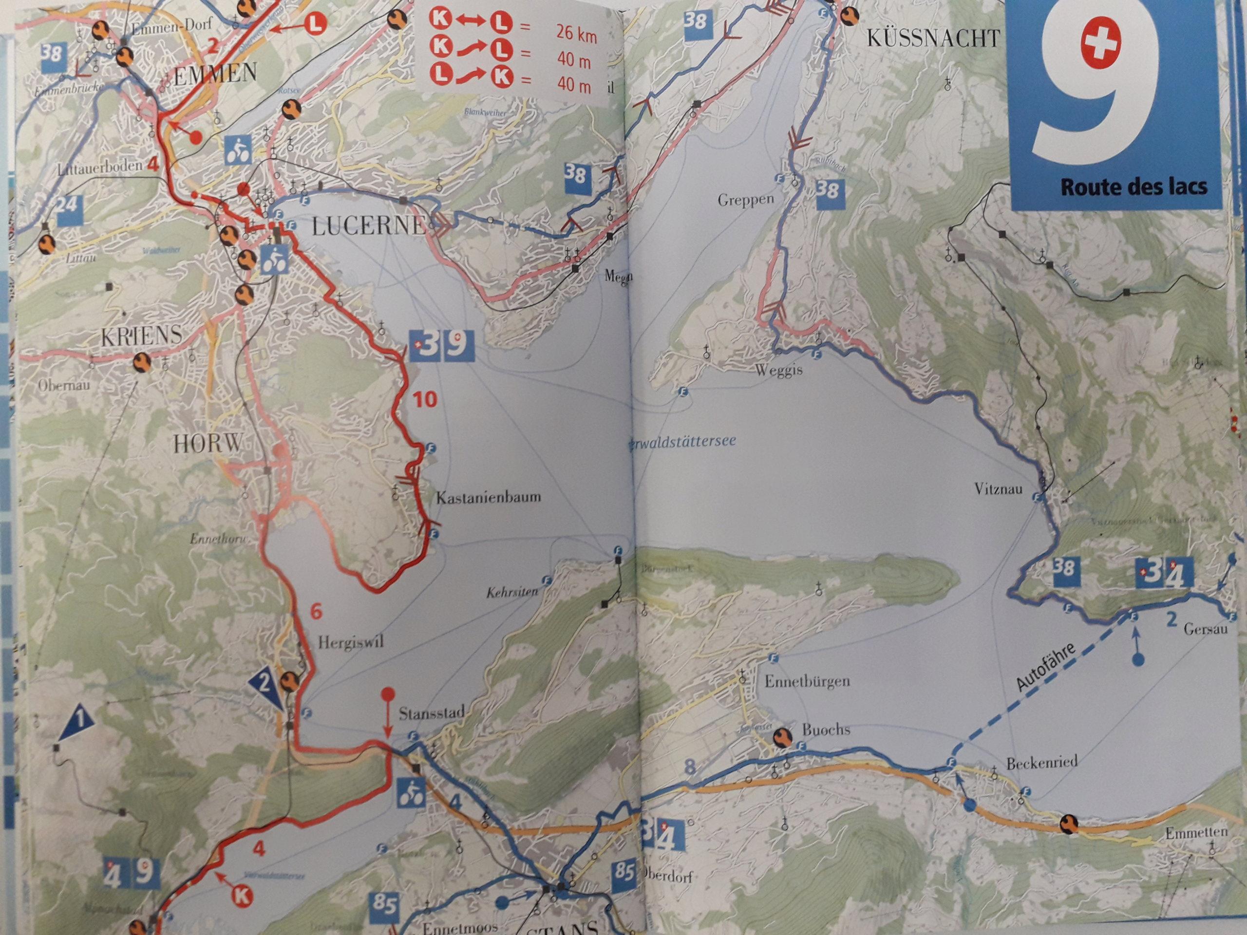 La Route des lacs - Suisse [7 au 12 juin] saison 14 •Bƒ 20190520