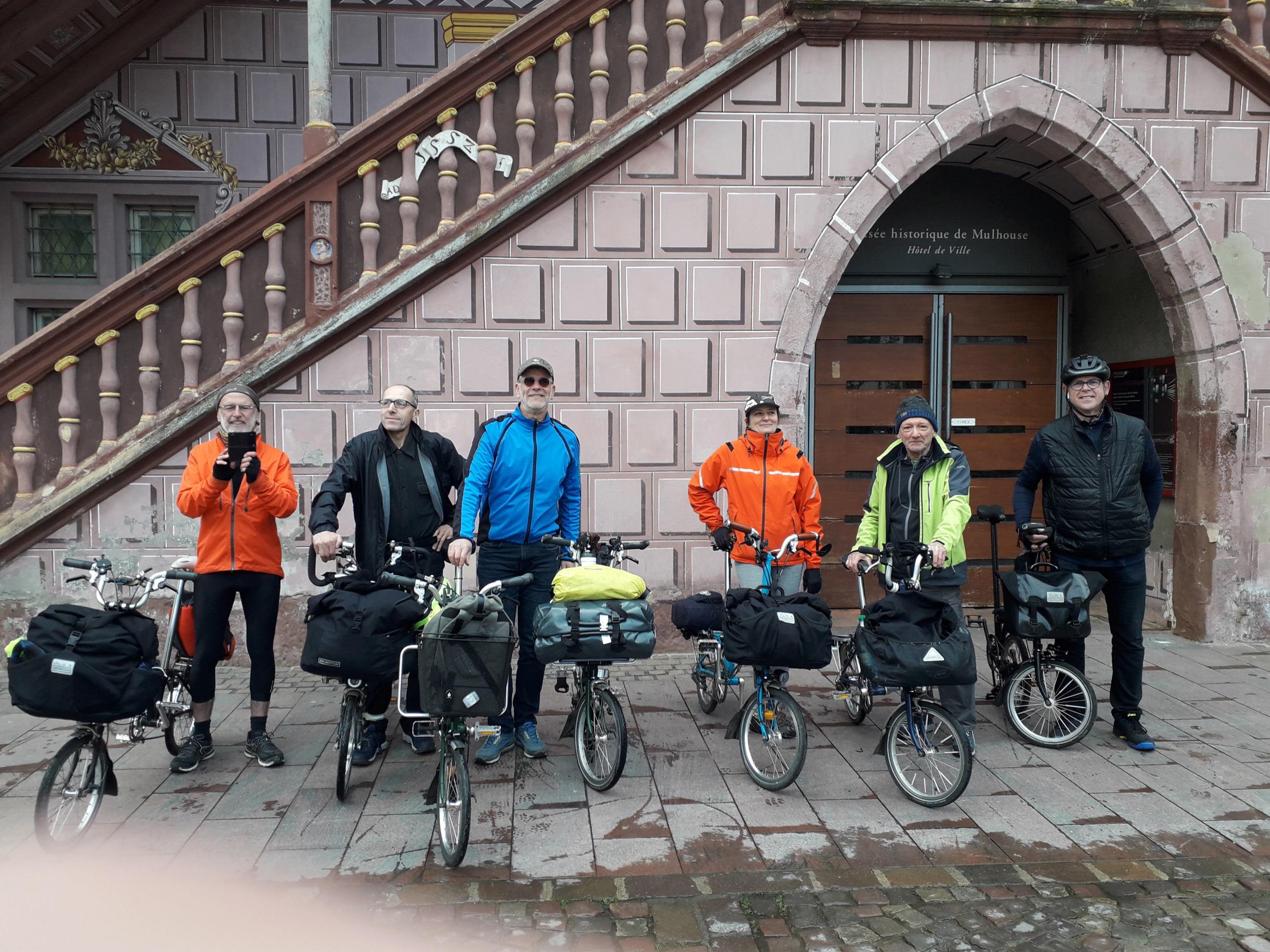 Mulhouse - Budapest sur l'EuroVélo 6 [12 mai au 3 juin 2019] saison 14 •Bƒ   20190550