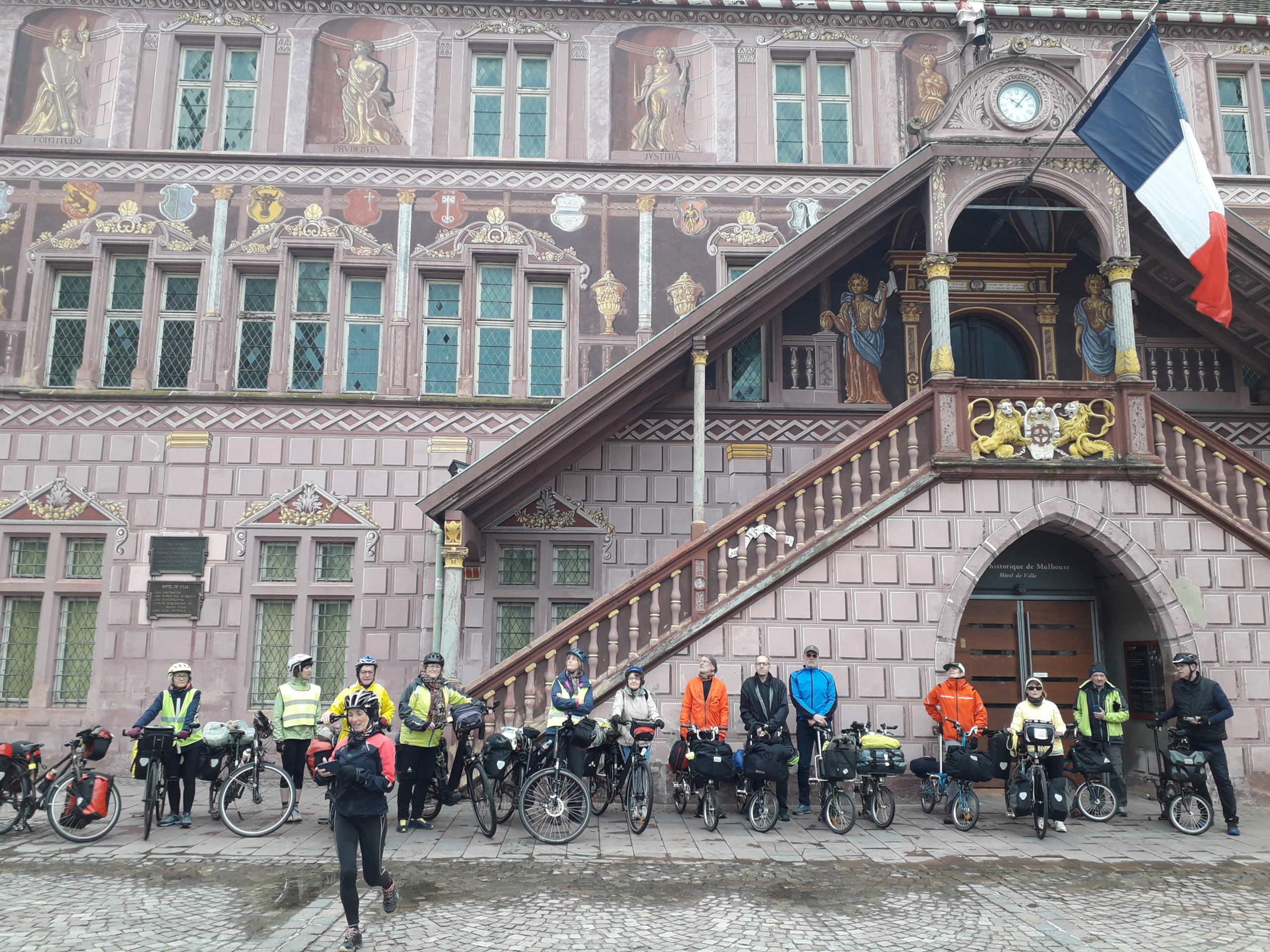 Mulhouse - Budapest sur l'EuroVélo 6 [12 mai au 3 juin 2019] saison 14 •Bƒ   20190551