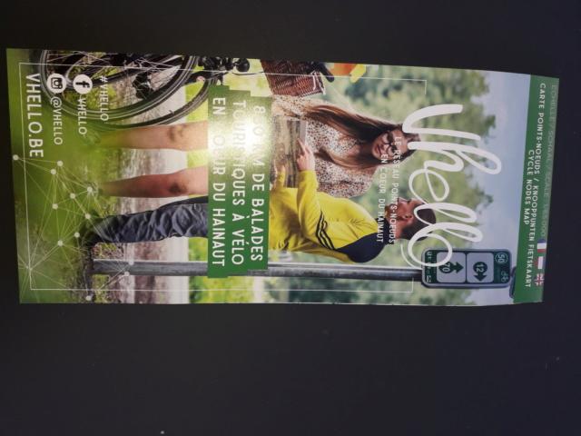 belgique - Tour de Belgique en Brompton (16 au 30 avril 2020) 20190974