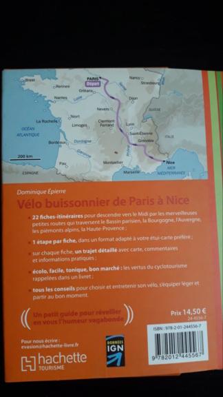 """Vélo buissonnier """"De la Bourgogne à la Drôme provençale"""" (10 au 16 juin 2021) 20210434"""