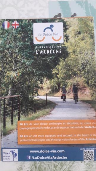 """Vélo buissonnier """"De la Bourgogne à la Drôme provençale"""" (10 au 16 juin 2021) 20210436"""