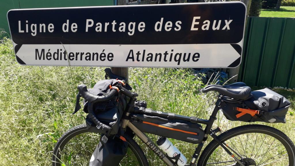 """Vélo buissonnier """"De la Bourgogne à la Drôme provençale"""" (10 au 16 juin 2021) 20210615"""