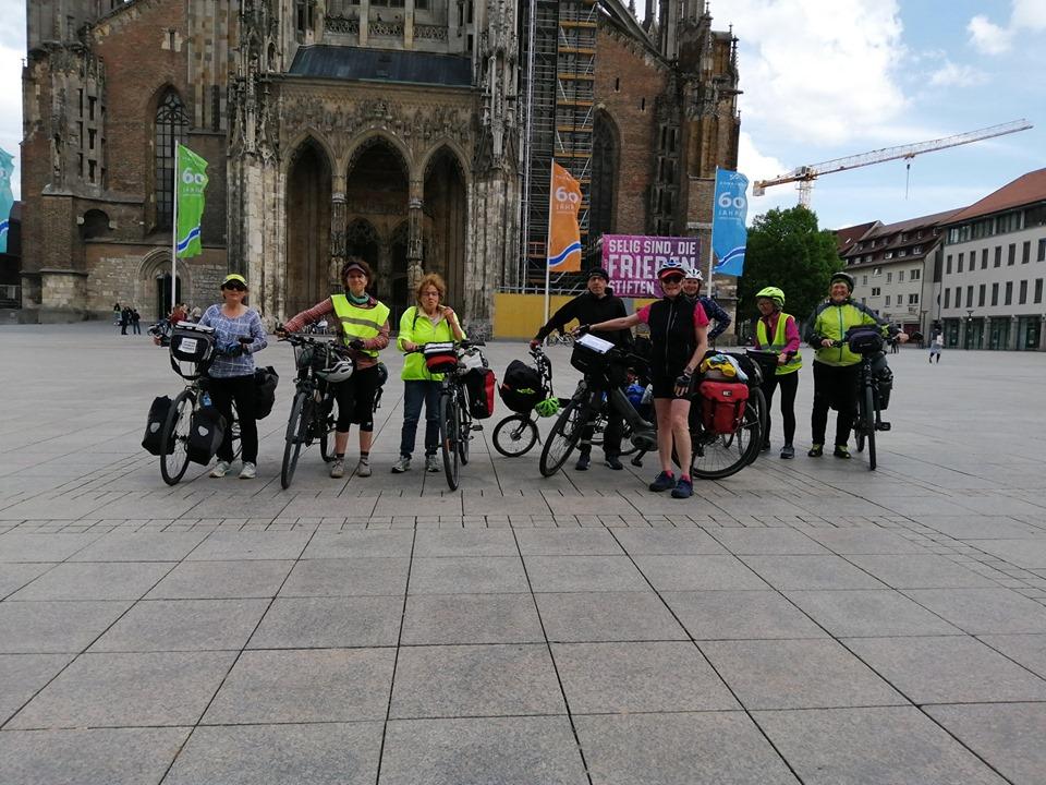 Mulhouse - Budapest sur l'EuroVélo 6 [12 mai au 3 juin 2019] saison 14 •Bƒ   60853610
