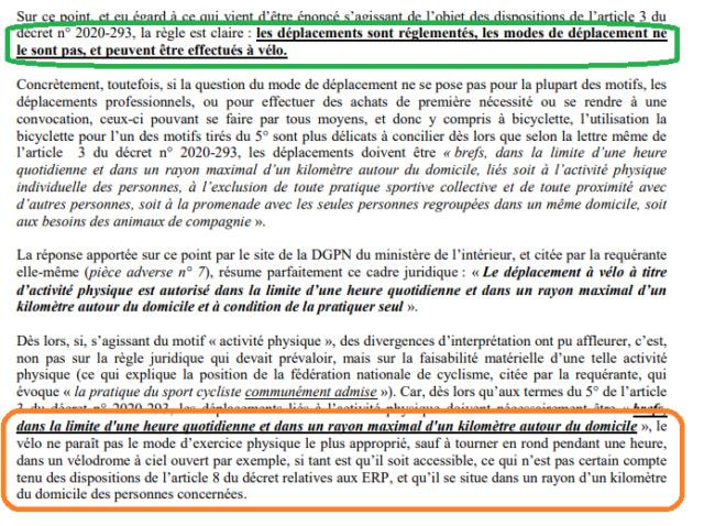 Covid: la FUB saisit le Conseil d'état 95137510