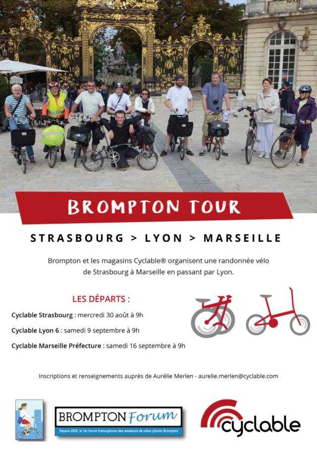 Cyclotour du Léman 2013, 180km en Brompton [récit] Affich13