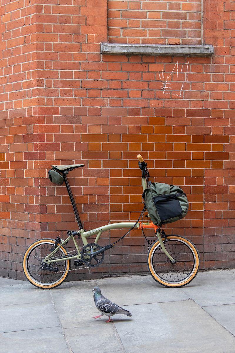 Brompton Gravel/Bike packing Bromto10