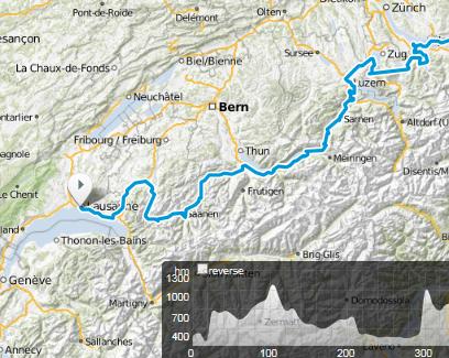 La Route des lacs - Suisse [7 au 12 juin] saison 14 •Bƒ Carte-10