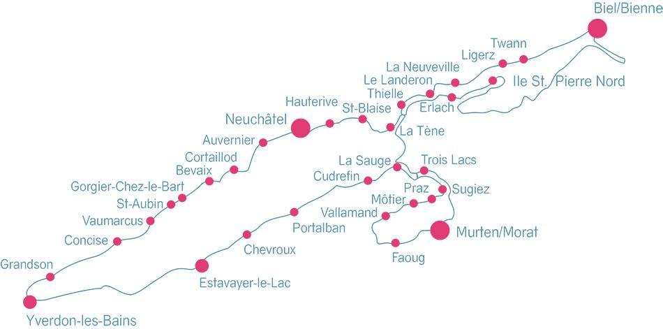 Tour des 3 Lacs - Suisse (20 au 22 août 2019) Carte_10