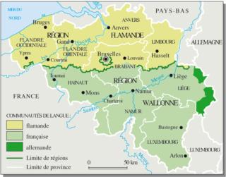 belgique - Tour de Belgique en Brompton (16 au 30 avril 2020) Carte_14