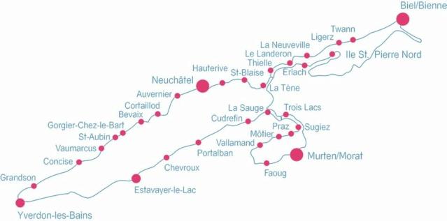 Tour des 3 Lacs et du Canal de l'Aar - Suisse (20 au 23 août 2021) Carte_21