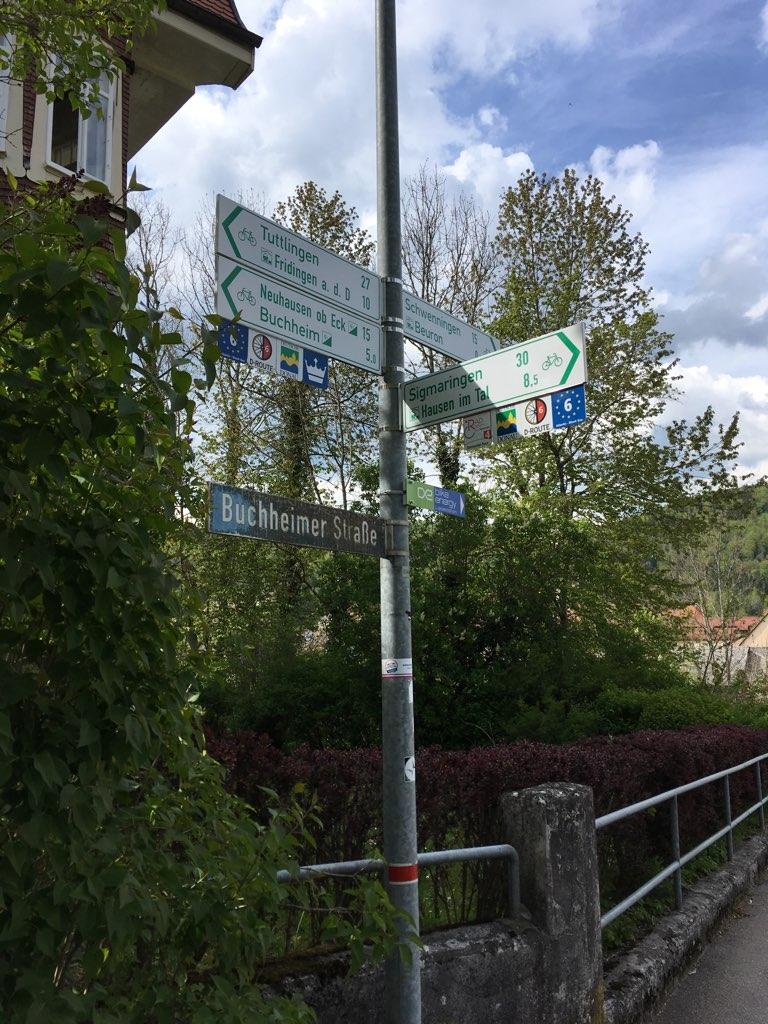 EuroVélo 6 Mulhouse - Budapest [12 mai au 3 juin 2019] saison 14 •Bƒ   Img_6110