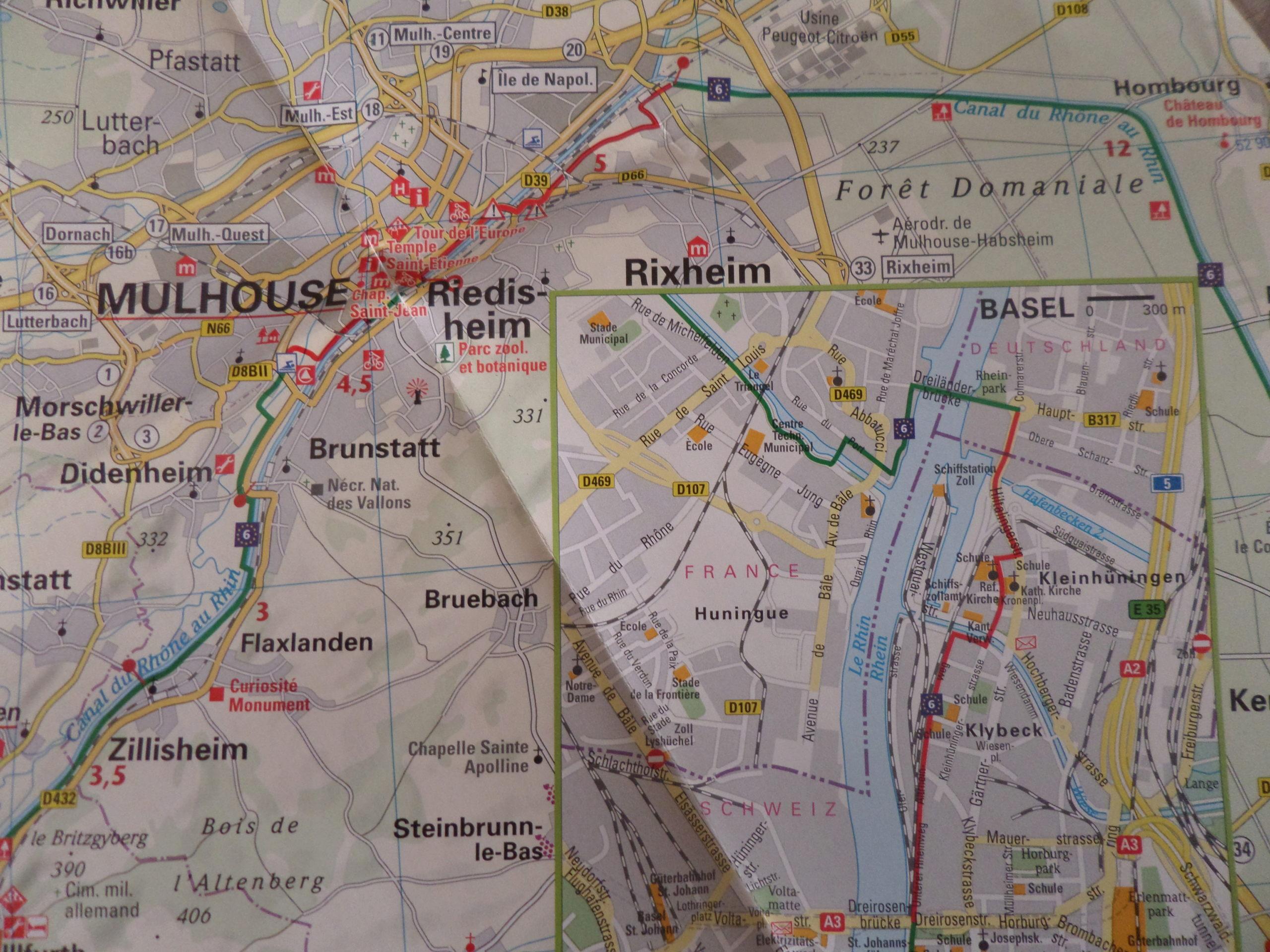 EuroVélo 6 Mulhouse - Budapest [12 mai au 3 juin 2019] saison 14 •Bƒ   Sam_8610