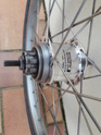 (VENDU) A vendre roue arrière moyeu BWR 3 vitesses 20200118