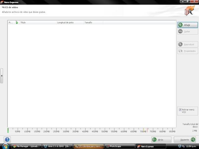 Nero 8 Ultra Edición full+ Serial + Español + Truco para que no pida licencia con el tiempo Cats211