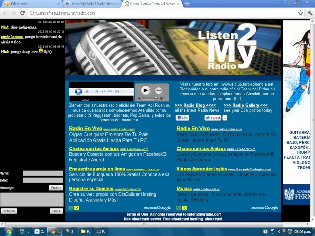Sam broadcaster Full (Crea tu propia Radio online facilmente) Cats25