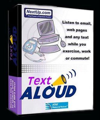 Textaloud + keygen + Voz loquendo de Jorge Text_a10