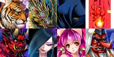 pack de nouvelles ressources VX. Monstr10