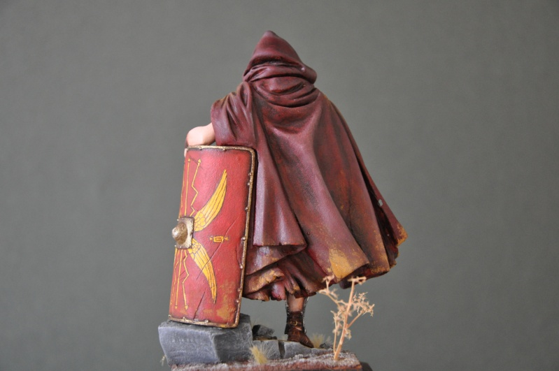 Légionnaire romain. 101-102 AC 90 mm Andréa Dsc_0077