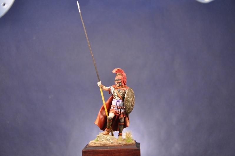 Guerrier macédonien 200-168 avant JC. 75 mm Pegaso Dsc_0361