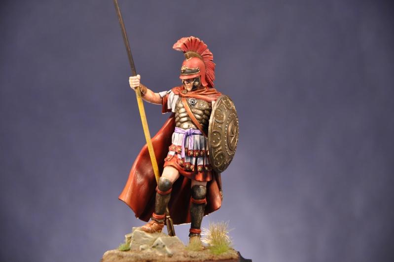Guerrier macédonien 200-168 avant JC. 75 mm Pegaso Dsc_0362