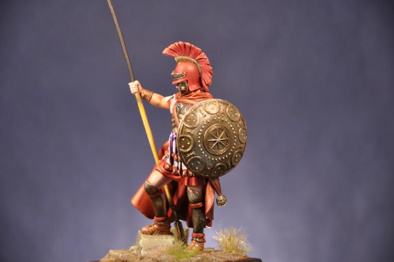 Guerrier macédonien 200-168 avant JC. 75 mm Pegaso Dsc_0363