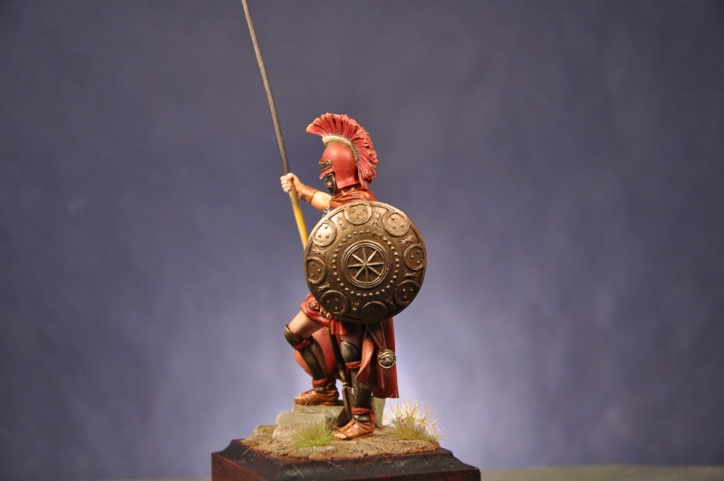 Guerrier macédonien 200-168 avant JC. 75 mm Pegaso Dsc_0367