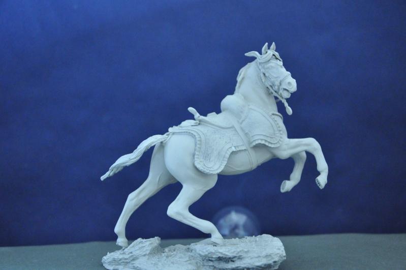 Officier des Chasseurs à cheval de la Garde Impériale- 90 mm Andréa Dsc_0373