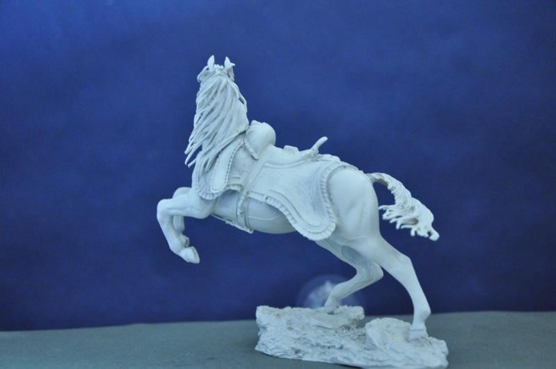 Officier des Chasseurs à cheval de la Garde Impériale- 90 mm Andréa Dsc_0374