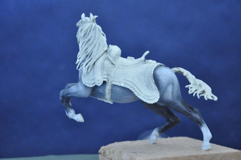 Officier des Chasseurs à cheval de la Garde Impériale- 90 mm Andréa Dsc_0376