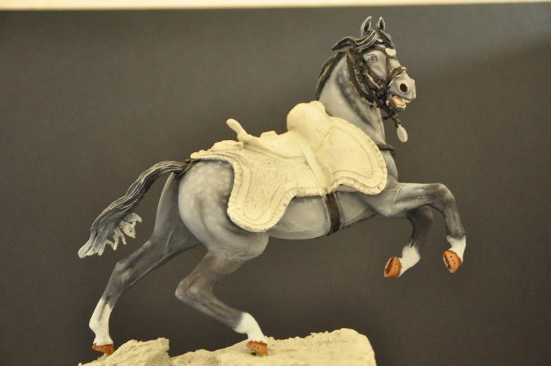 Officier des Chasseurs à cheval de la Garde Impériale- 90 mm Andréa Dsc_0377