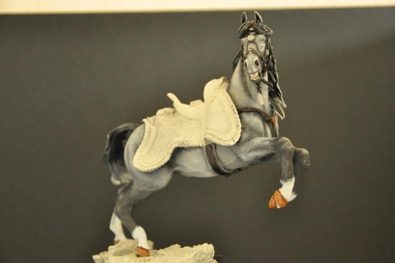 Officier des Chasseurs à cheval de la Garde Impériale- 90 mm Andréa Dsc_0378
