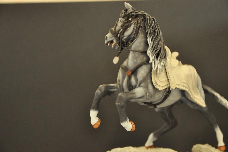 Officier des Chasseurs à cheval de la Garde Impériale- 90 mm Andréa Dsc_0379