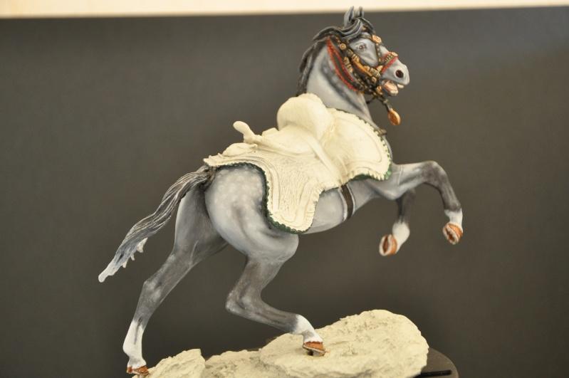 Officier des Chasseurs à cheval de la Garde Impériale- 90 mm Andréa Dsc_0381