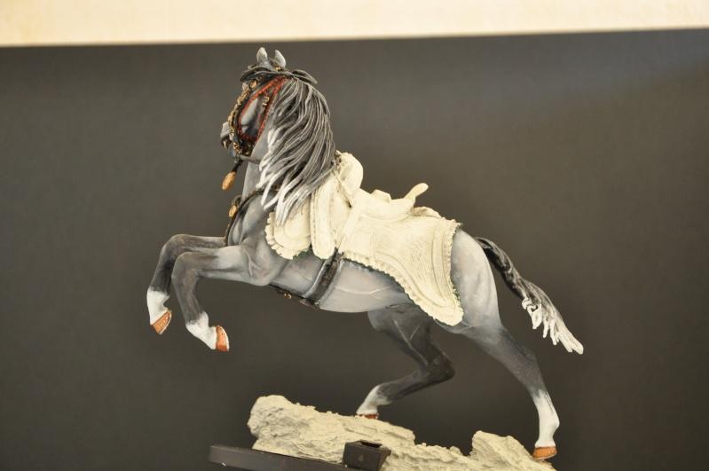 Officier des Chasseurs à cheval de la Garde Impériale- 90 mm Andréa Dsc_0385