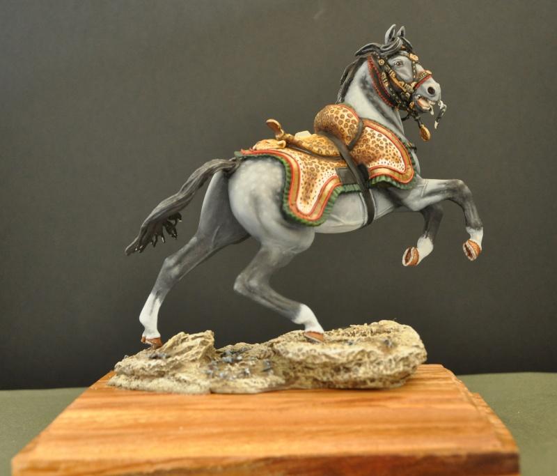 Officier des Chasseurs à cheval de la Garde Impériale- 90 mm Andréa - Page 2 Dsc_0399