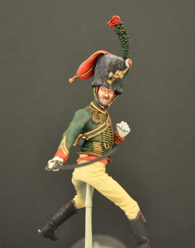Officier des Chasseurs à cheval de la Garde Impériale- 90 mm Andréa - Page 2 Dsc_0416