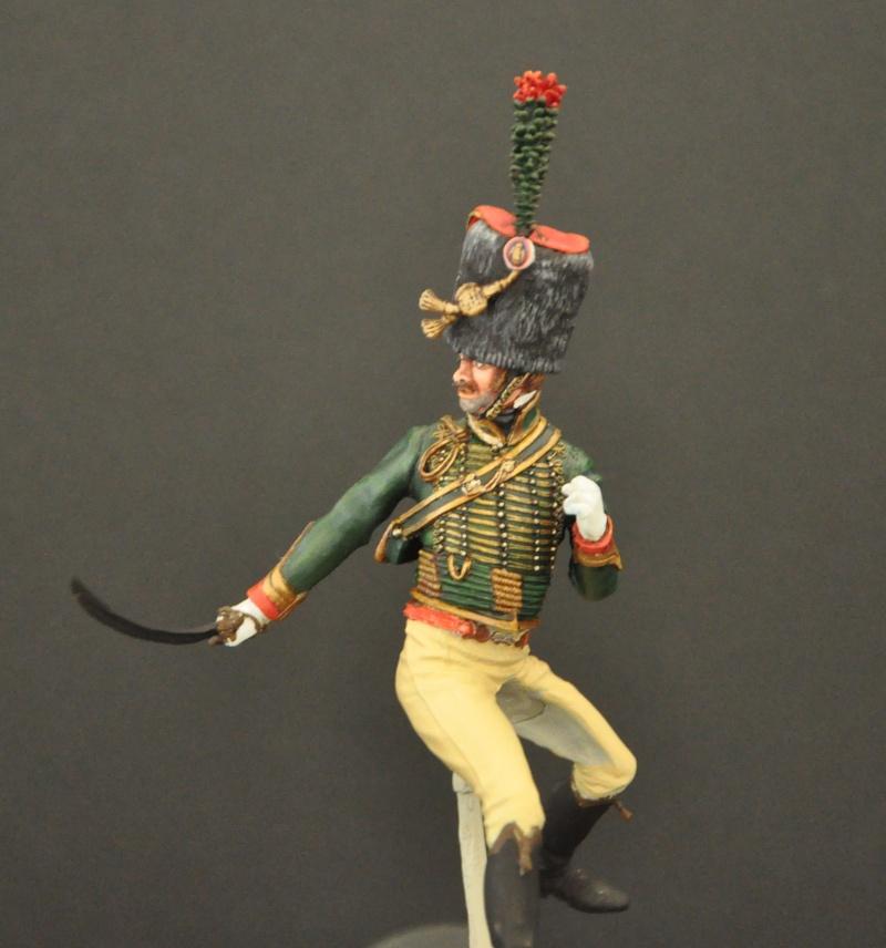 Officier des Chasseurs à cheval de la Garde Impériale- 90 mm Andréa - Page 2 Dsc_0417