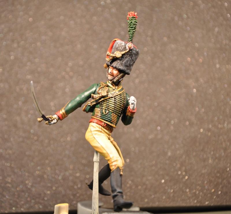 Officier des Chasseurs à cheval de la Garde Impériale- 90 mm Andréa - Page 2 Dsc_0419