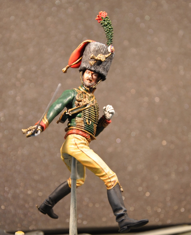Officier des Chasseurs à cheval de la Garde Impériale- 90 mm Andréa - Page 2 Dsc_0420