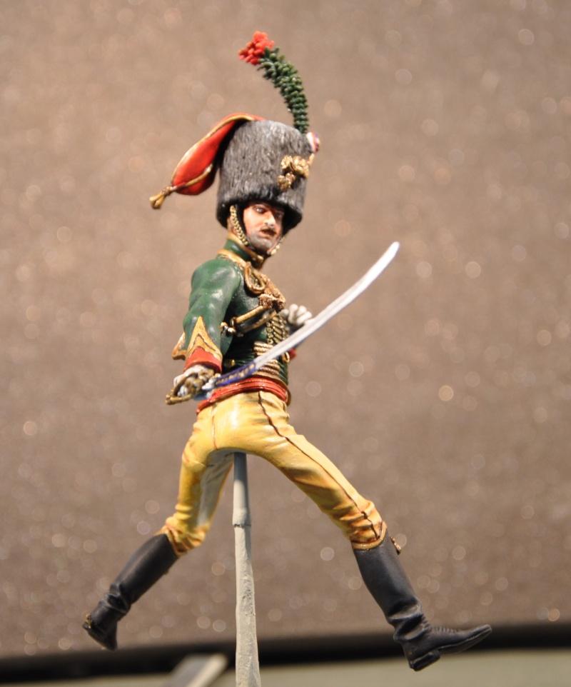 Officier des Chasseurs à cheval de la Garde Impériale- 90 mm Andréa - Page 2 Dsc_0421